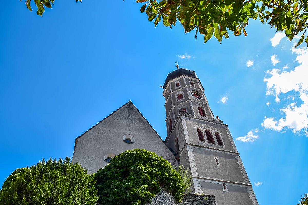 Denis Wiedenig: Laurentiuskirche Bludenz