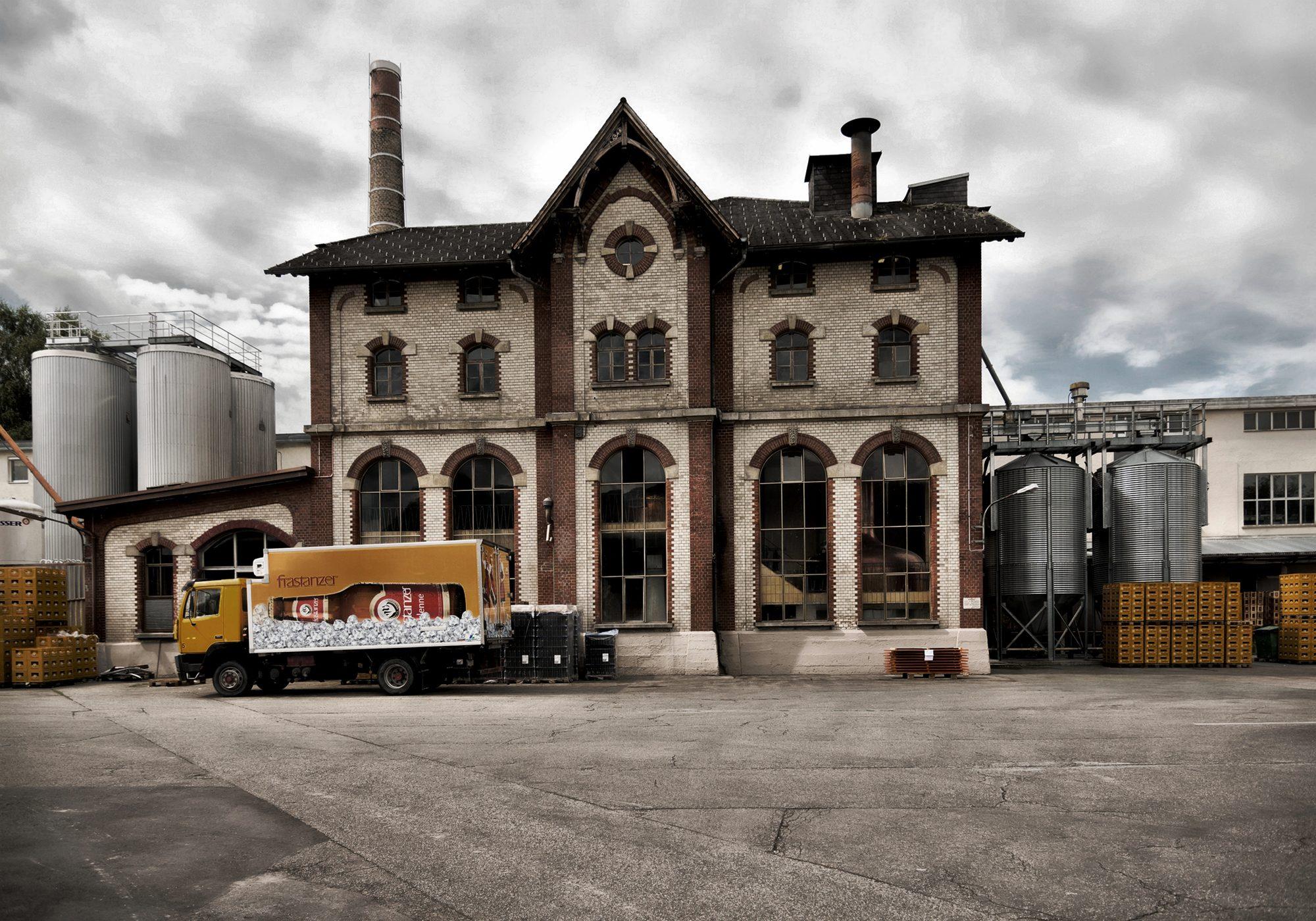 Roland Marte: Brauerei Frastanz