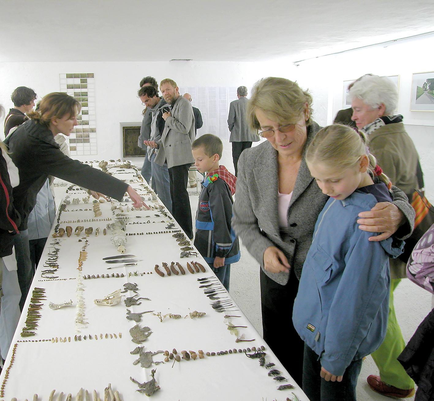 """Unter dem Motto """"Walgau sammeln"""" wurde ein Konzept für die Erfassung von Kulturgüter-Sammlungen in der Region erarbeitet."""