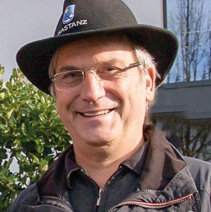 Bgm. Eugen Gabriel freut sich über das große Engagement der Wintersportler im Ort.