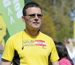 Richard Föger, Rennleiter, Obmann des Union Laufclub Bludenz.