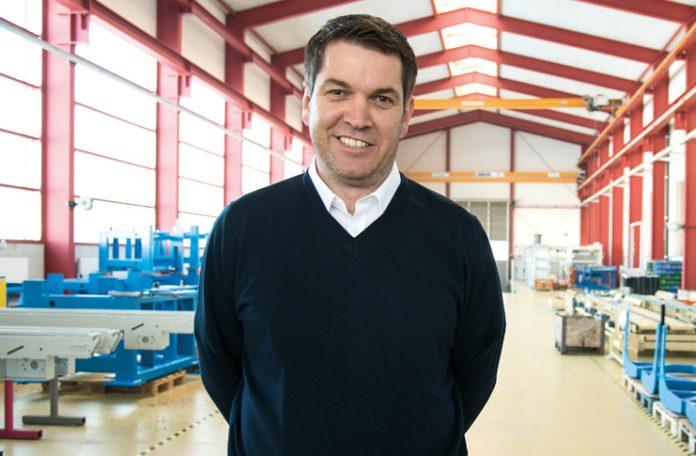 Stephan Schmid, Geschäftsführer