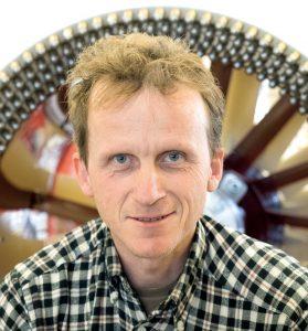 Bruno Walter, Inhaber und Geschäftsführer der LUF GmbH in Thüringen.