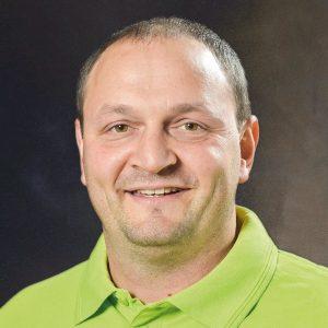 Alexander Krista, Geschäftsführer von Farben Krista aus Frastanz