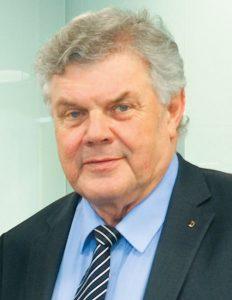 Bürgermeister Mandi Katzenmayer.