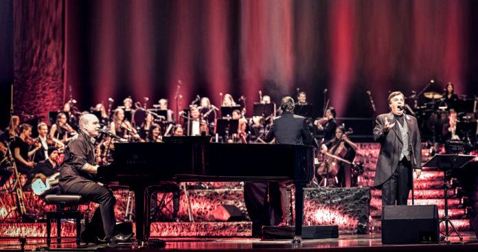 Mario und Herwig Pecoraro in concert