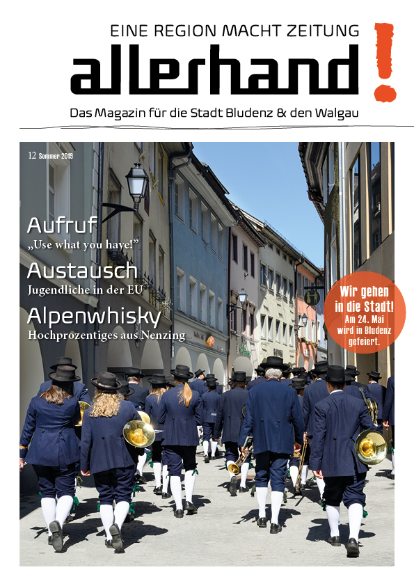 Allerhand 12 Cover